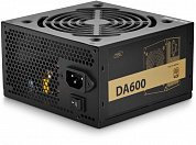 Блок питания Deepcool Aurora DA600 (ATX 2.31, 600W, PWM 120mm fan, Active PFC, 6*SATA, 80+ BRONZE) RET